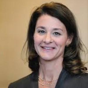 1.Melinda Gates