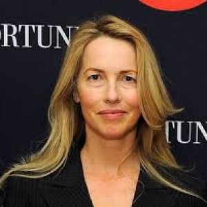 4. Laurene Powell Jobs