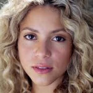 9. Shakira Mebarak