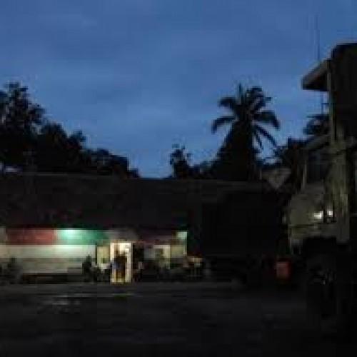 Ilustrasi remang-remang tukangen gor di Lembur Rawa Kembang. (Foto;Ist)