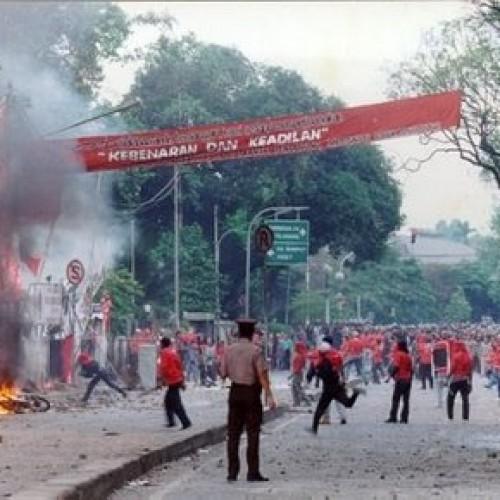 Peristiwa Kerusuhan 27 Juli 1997