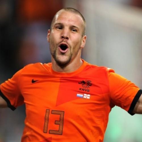 Bek Tim Nasional Belanda, Ron Vlaar