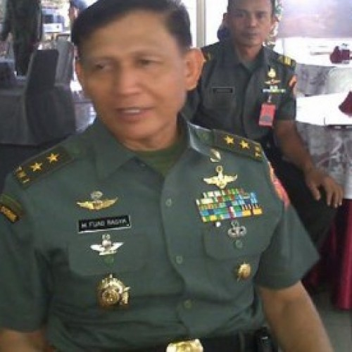 Kapuspen TNI, Mayjen (TNI) Fuad Basya