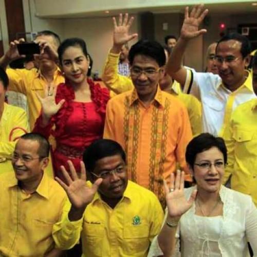 Para Pengurus DPP Partai Golkar