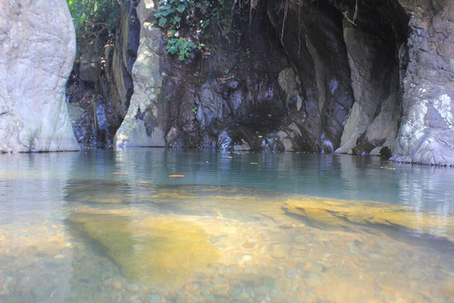 Menuju Green Canyon Karawang