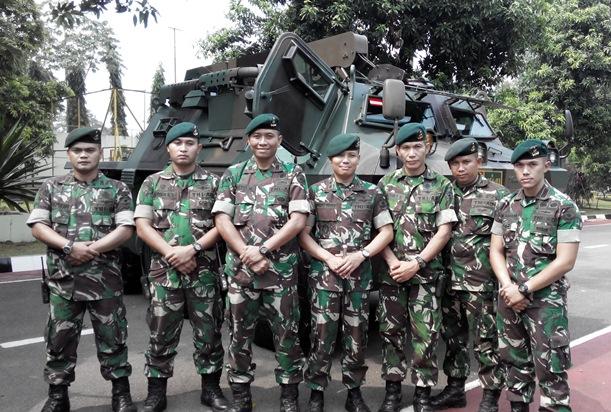 Batalyon Infantri (Yonif) Mekanis 201 - Jaya Yudha