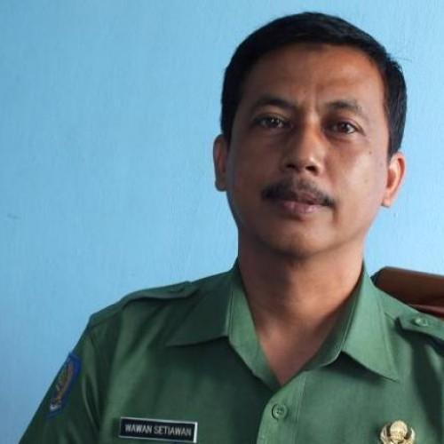 Sekretaris BPLH Karawang, Wawan Setiawan