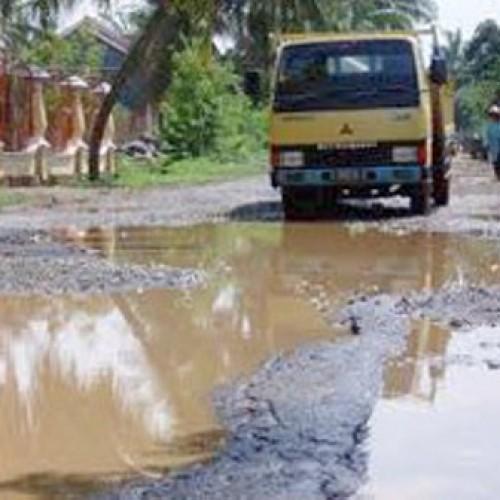Kondisi Jalan Lintas Karawang-Bogor