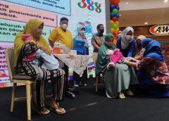 Imunisasi PVC Resmi Dilaunching, Yuk Mom Ajak Buah Hatinya ke Puskesmas